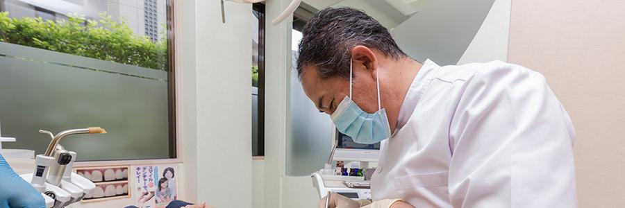 一般歯科(虫歯・歯周病・入れ歯)
