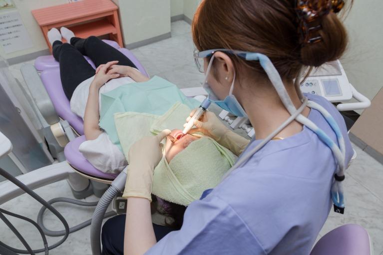 歯医者は歯が痛くなくても行くところ?